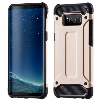 Hybrid Armor Case Tough Rugged Cover Χρσυή (Samsung Galaxy S8)2