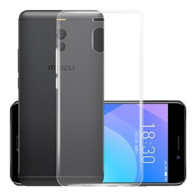 MEIZU-M6-Note-Silicone-Case-Transparent-476255- (1)