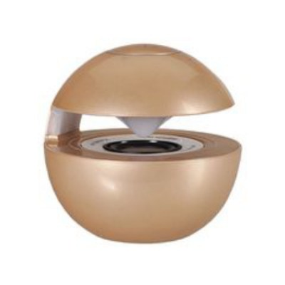 vennus led ball bluetooth speaker gold7