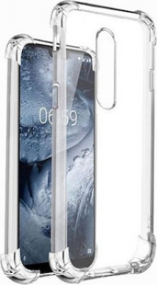 xlarge_20190712121042_nokia_5_1_ultra_slim_silicone_back_cover_transparent_with_reinforcement_in_corners_oem(1)